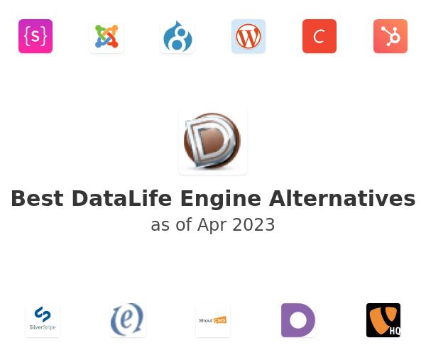 Best DataLife Engine Alternatives