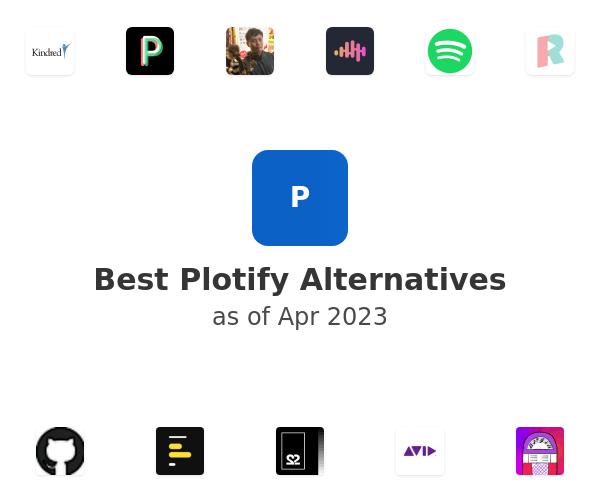 Best Plotify Alternatives