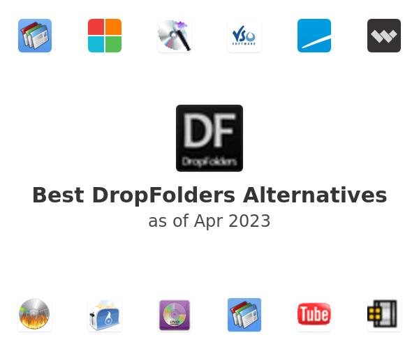 Best DropFolders Alternatives