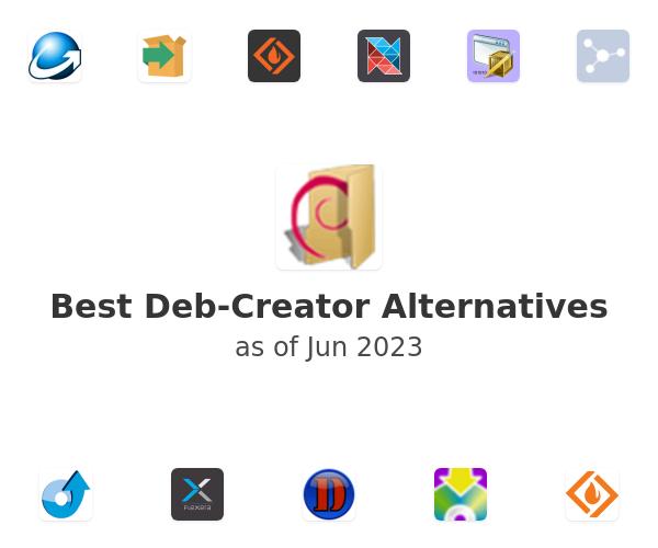 Best Deb-Creator Alternatives
