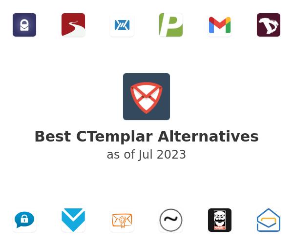 Best CTemplar Alternatives