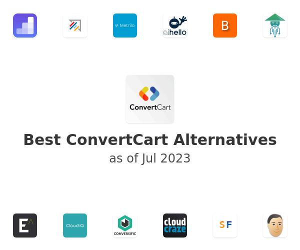 Best ConvertCart Alternatives