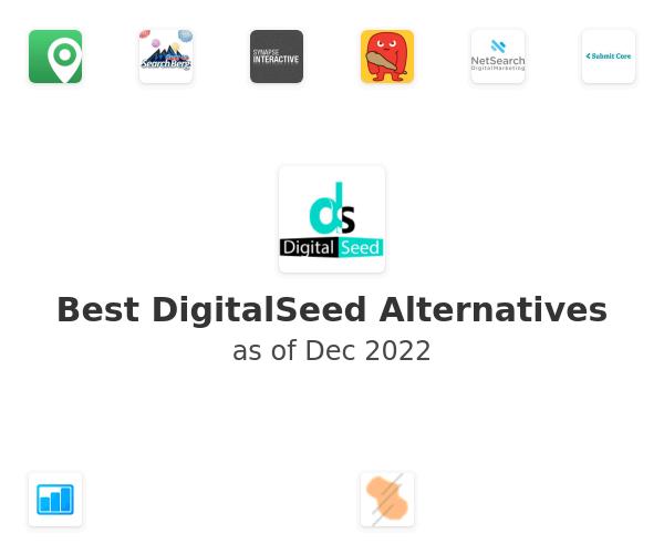 Best DigitalSeed Alternatives