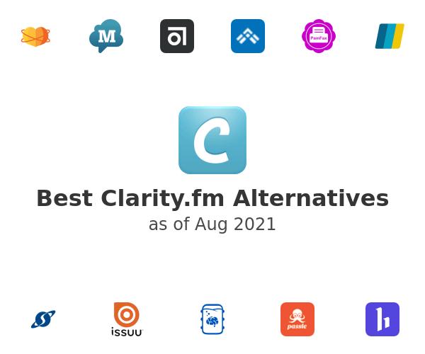 Best Clarity.fm Alternatives