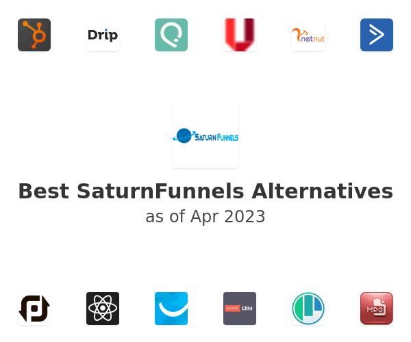 Best SaturnFunnels Alternatives