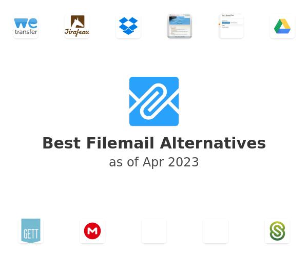 Best Filemail Alternatives