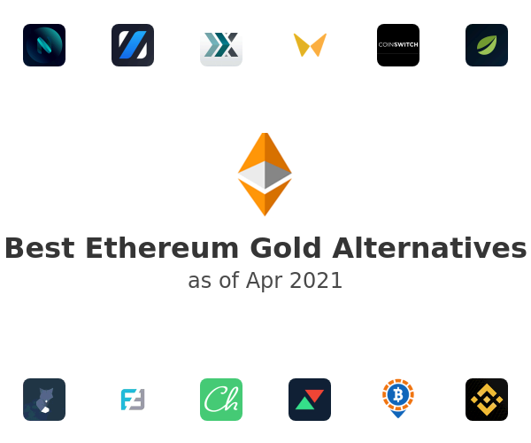 Best Ethereum Gold Alternatives