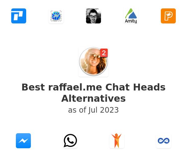 Best Chat Heads Alternatives