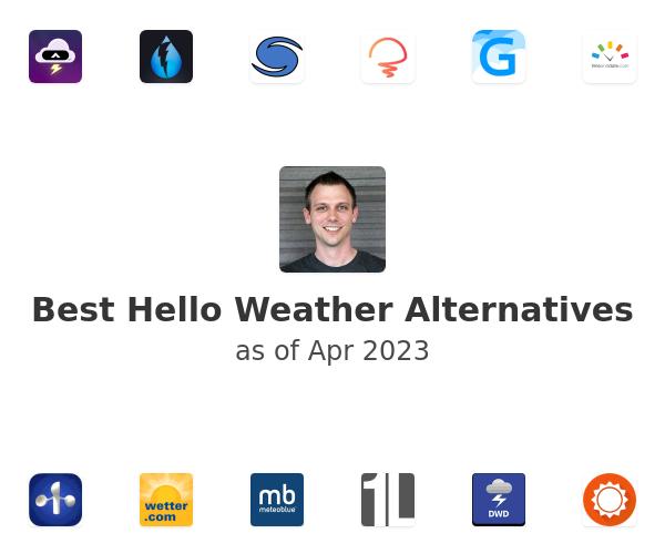 Best Hello Weather Alternatives