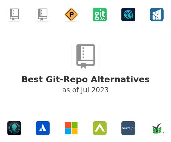 Best Git-Repo Alternatives
