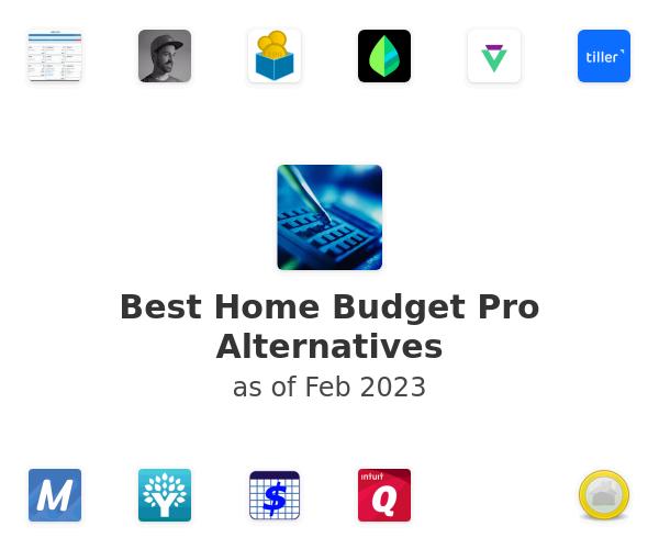 Best Home Budget Pro Alternatives