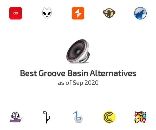Best Groove Basin Alternatives