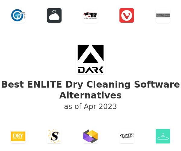 Best ENLITE Dry Cleaning Software Alternatives