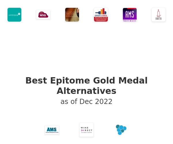 Best Epitome Gold Medal Alternatives