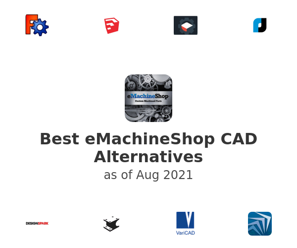 Best eMachineShop CAD Alternatives