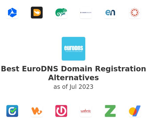 Best EuroDNS Domain Registration Alternatives