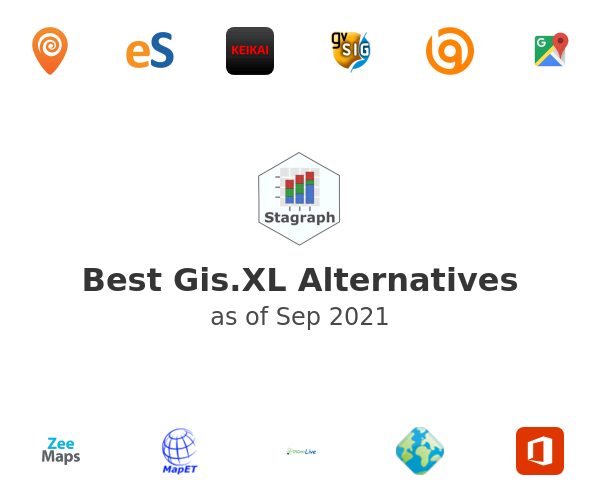 Best Gis.XL Alternatives