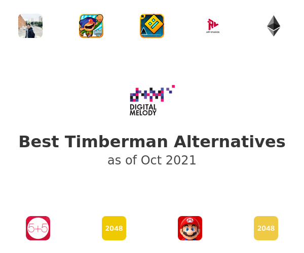 Best Timberman Alternatives