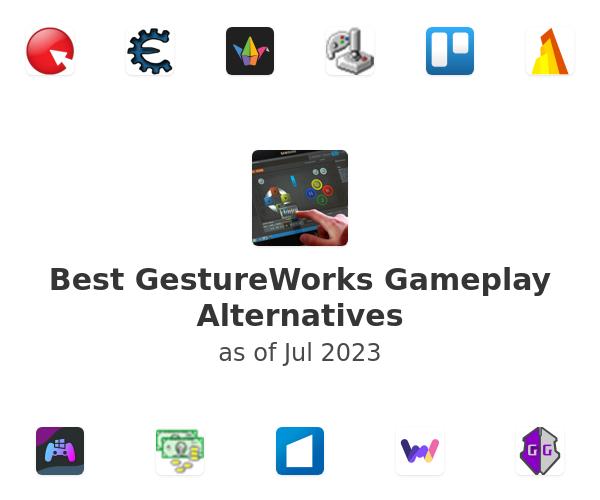 Best GestureWorks Gameplay Alternatives