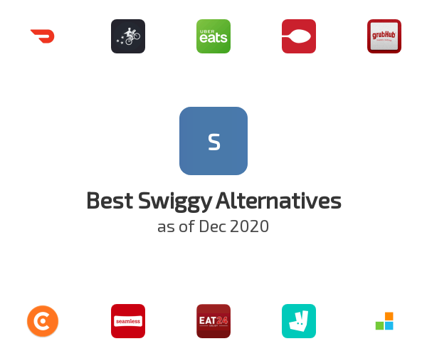Best Swiggy Alternatives