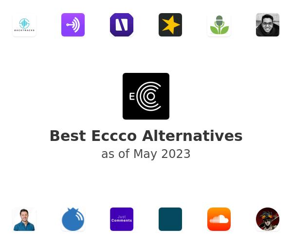 Best Eccco Alternatives