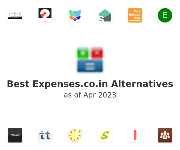 Best Expenses.co.in Alternatives