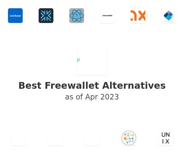 Best Freewallet Alternatives