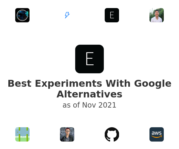 Best Experiments With Google Alternatives