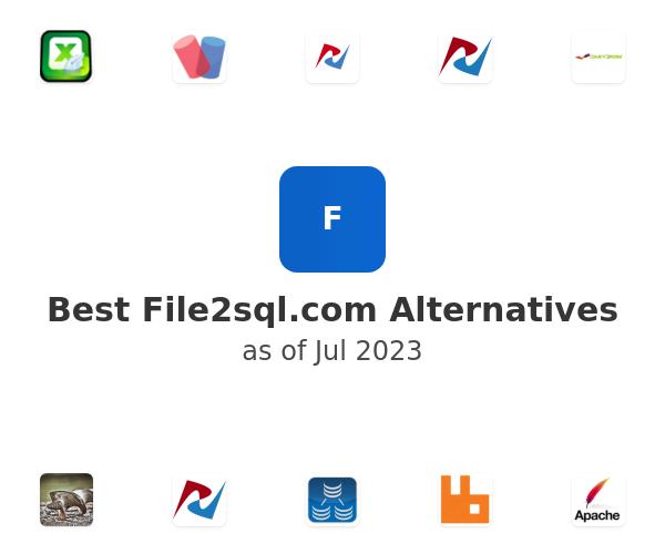 Best File2sql.com Alternatives