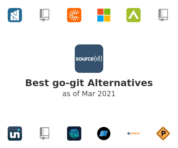 Best go-git Alternatives