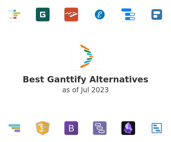 Best Ganttify Alternatives