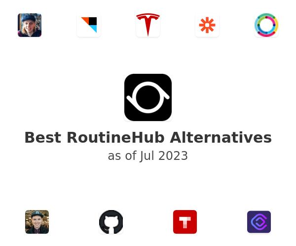 Best RoutineHub Alternatives