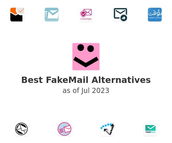 Best FakeMail Alternatives
