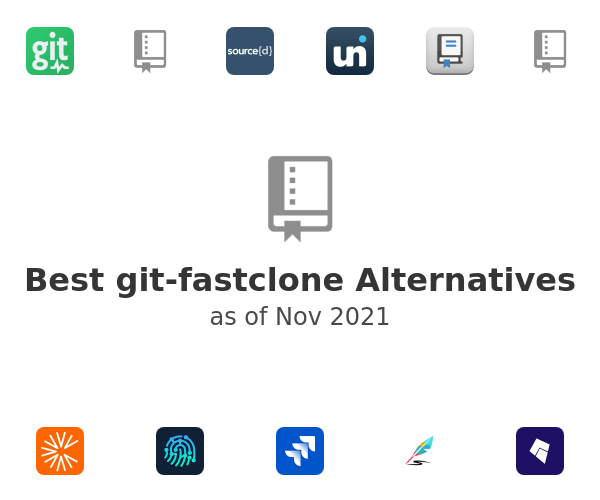 Best git-fastclone Alternatives