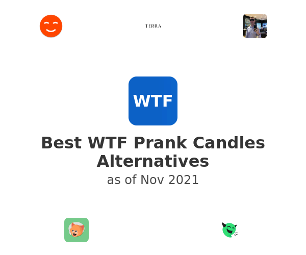 Best WTF Prank Candles Alternatives
