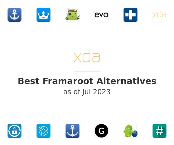 Best Framaroot Alternatives