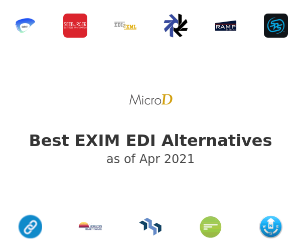 Best EXIM EDI Alternatives