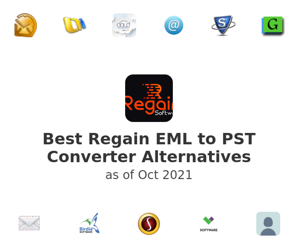 Best Regain EML to PST Converter Alternatives