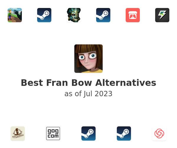 Best Fran Bow Alternatives