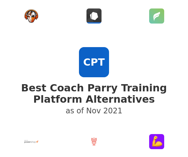 Best Coach Parry Training Platform Alternatives