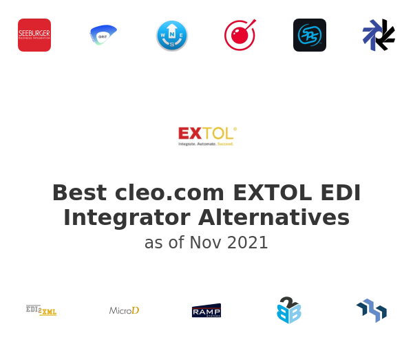 Best cleo.com EXTOL EDI Integrator Alternatives