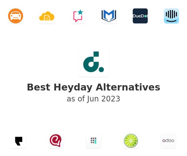 Best Heyday Alternatives