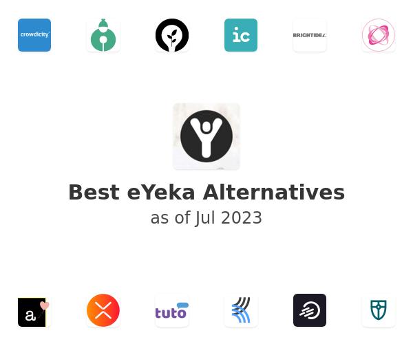 Best eYeka Alternatives