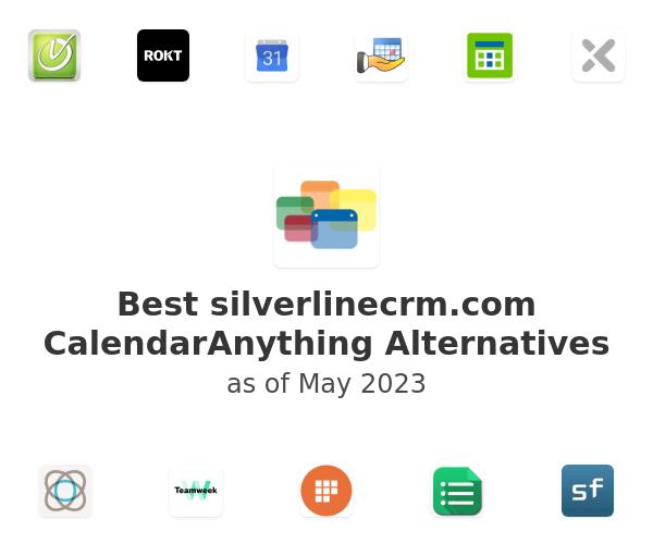 Best silverlinecrm.com CalendarAnything Alternatives