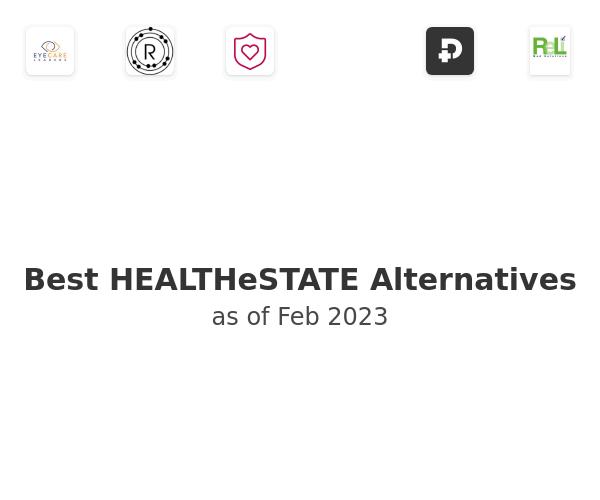 Best HEALTHeSTATE Alternatives