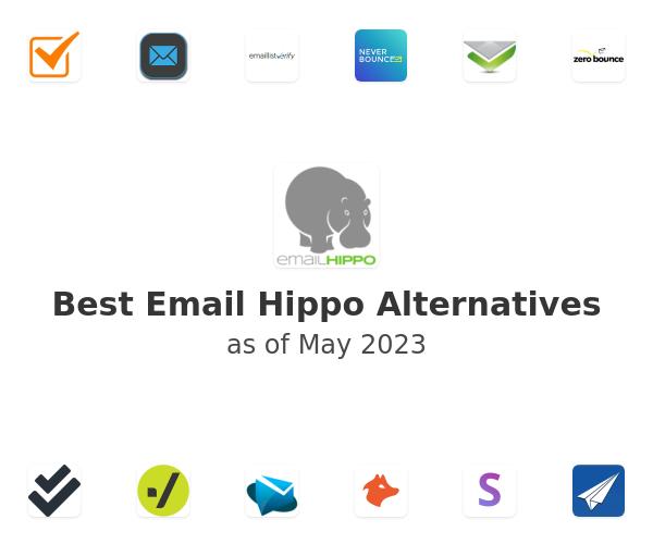 Best Email Hippo Alternatives