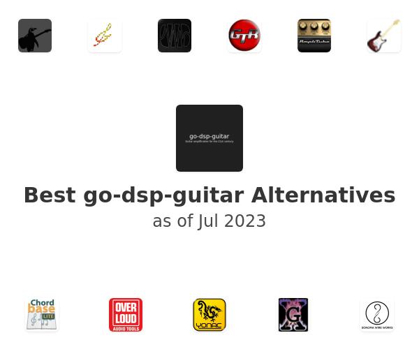 Best go-dsp-guitar Alternatives