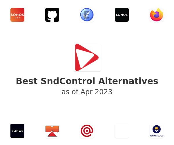 Best SndControl Alternatives