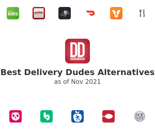 Best Delivery Dudes Alternatives