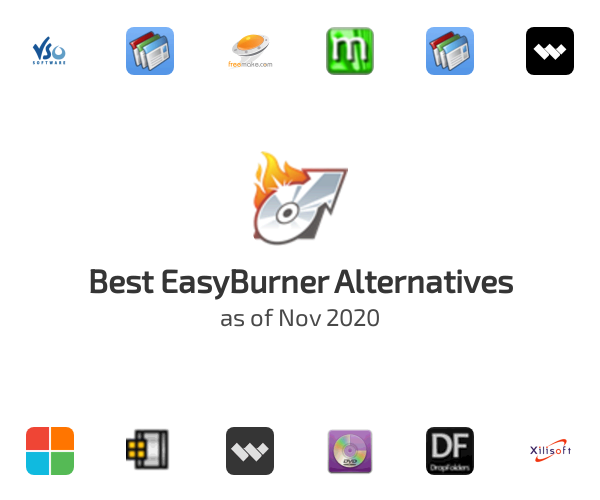 Best EasyBurner Alternatives